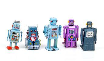 James Patterson's House of Robots
